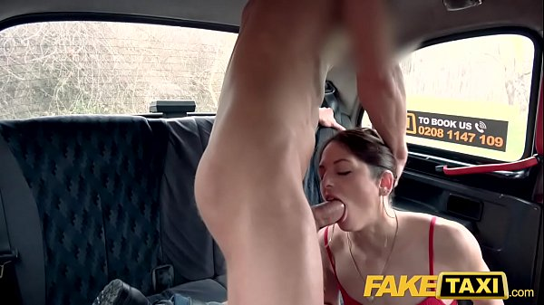French, Taxi, Fuck taxi, Fake pussy