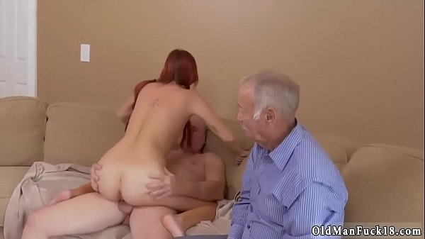 Granny, Cum inside, Old granny, Old guy, Teen old, Teen cum