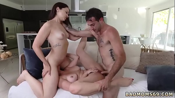 Aunt, Kitchen mom, First time anal