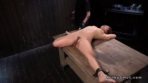 Spank, Stocking, Ass slave
