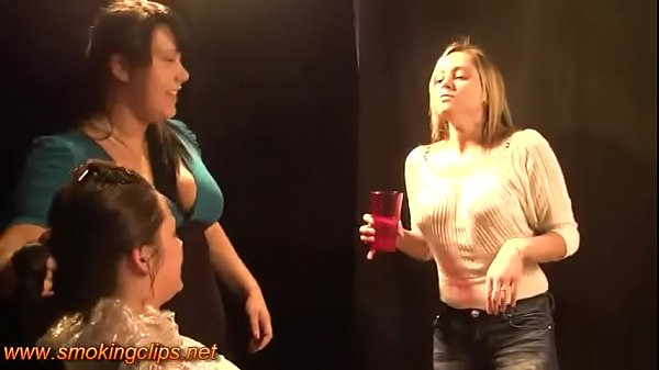 Beautiful girl, Spit, Two girls, Poor, Humiliated