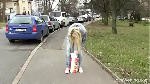 Peeing, Young girl, Girl pee, Accident