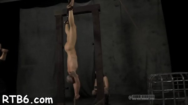 Caning, Caned, Tied up