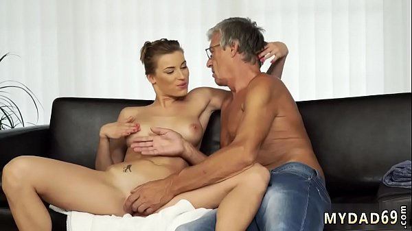 Father, Old granny, Casting couch