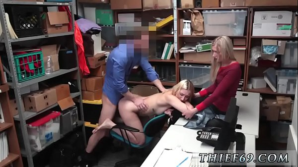 Police, Mother and daughter, Straps, Daughter anal