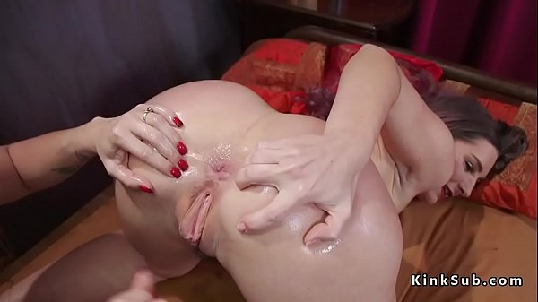 Tied up, Fat anal