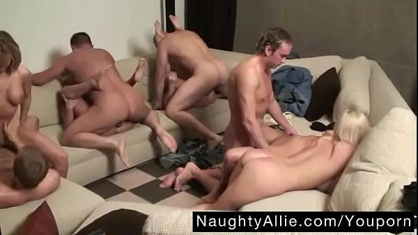 Orgy, Orgy party, Swingers
