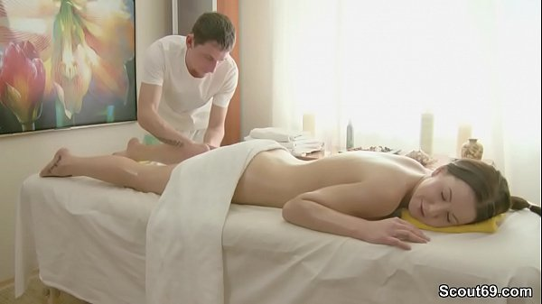 Young boy, Massages