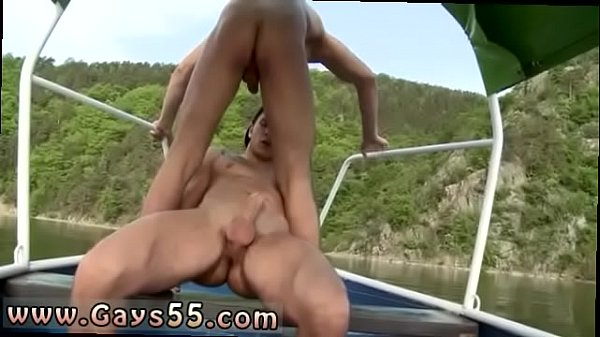 Young boy, Boat